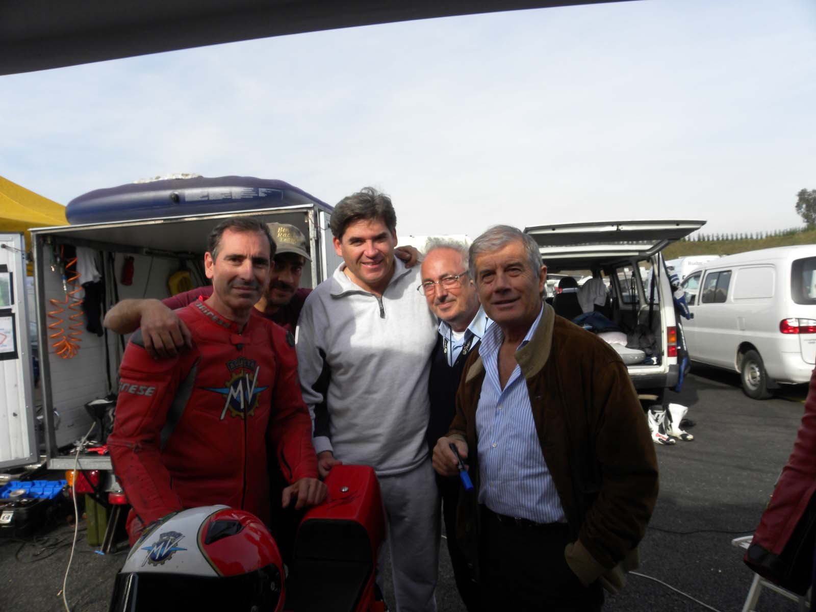 Giacomo Agostini & Adria