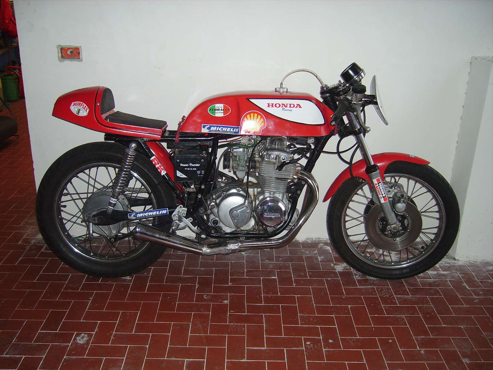 Honda 400 Flavio