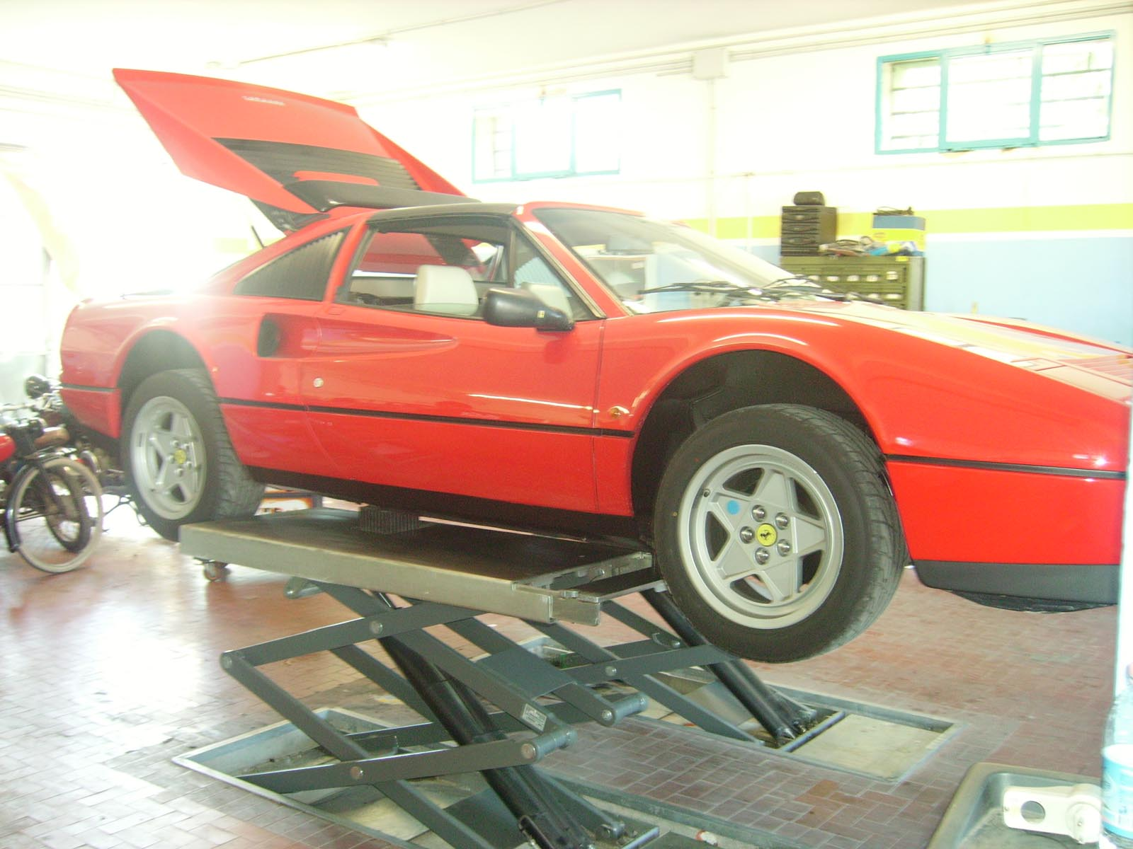 Restauro Ferrari