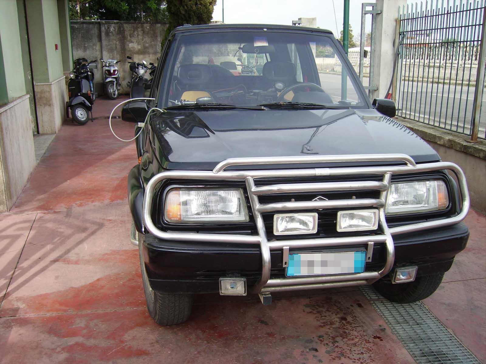 Suzuki Vitara Elaborazioni